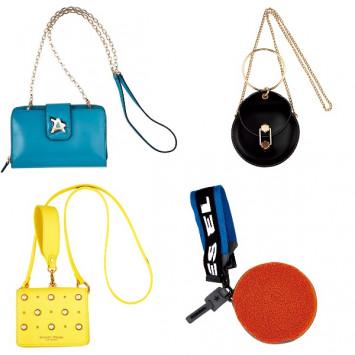 """[速報]""""荷物多い女子""""に朗報です!小ぶりバッグ2個持ちがヒットの兆し"""