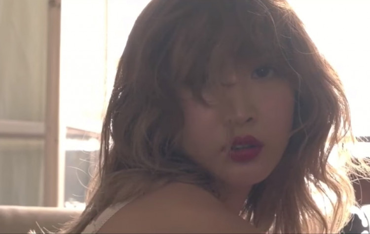 【MOVIE】sweet9月号表紙の紗栄子ちゃんによるカバーストーリームービーを大公開!