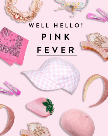 PINK HOLIC ♡ ピンク小物天国へようこそ