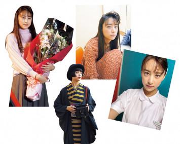 80年代風前髪でもアニメマニアでも可愛い♡山本美月の2018年をおさらい