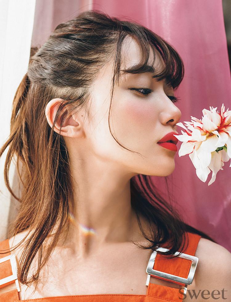 リップを変えるだけでキャラ変できる!唇が主役の春メイク4パターン