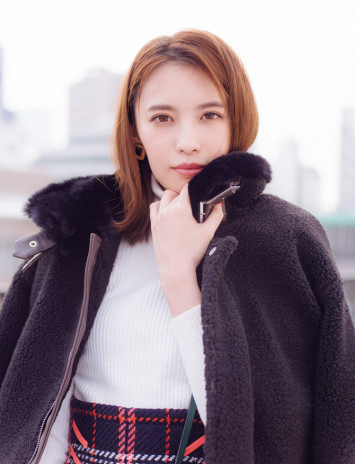 趣味は建築模型作り!? 人気モデル宮田聡子のマイペース過ぎる日常に迫る!