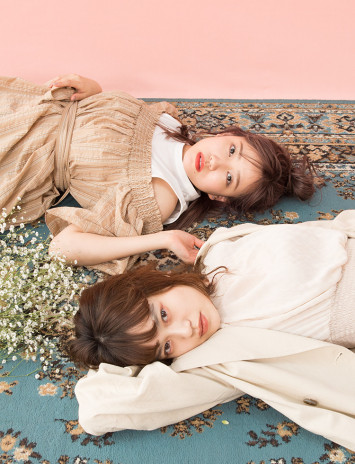 3/14(木)~4/26(金)にルミネエスト新宿×sweet「愛してるものと生きていこう。」開催中♡