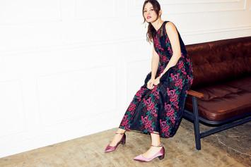 自宅には美脚シューズがずらり!靴マニアなsweetモデルが通うおすすめショップ