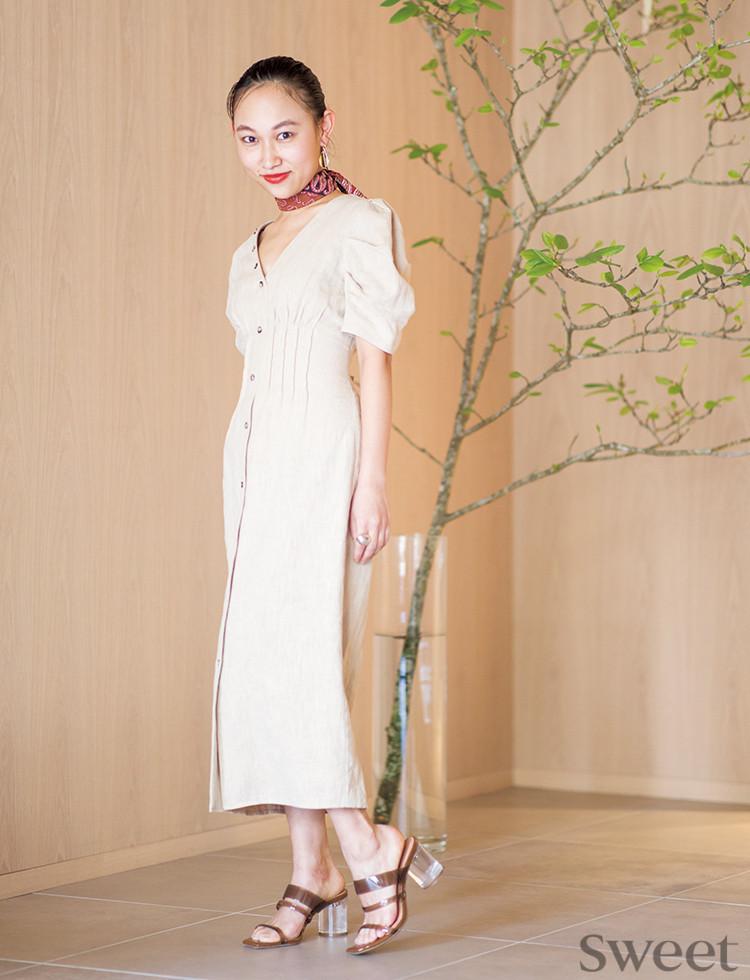 美シルエットでモテ確実♡ロマンチック感で選ぶサマードレス