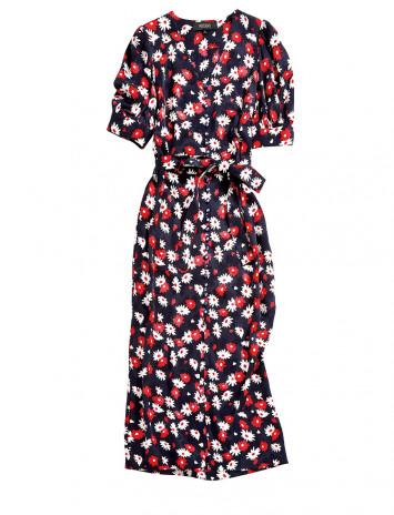 ZARAもフェミニンにキマる♡花柄ドレスのイチオシ4ブランドを厳選!