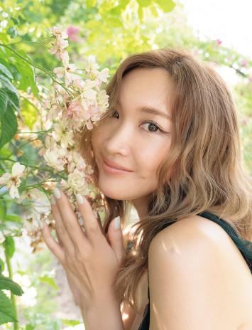 ディオール新作をまとう紗栄子が美しすぎ♡パリ撮影レポ