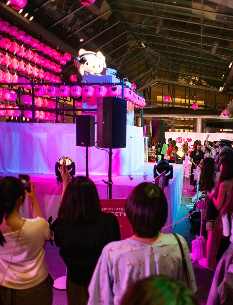 『恋する♡ビューティ&フォーチュン夏祭りreport』第1弾 紗栄子にMAGGY、みちょぱ、ちぃぽぽ……!豪華なタレント&モデルが集結したsweetの夏祭りをリポート!