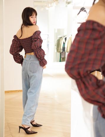 冬服の肌見せってエロ可愛♡美脚モデルがZARAで買ったモノ公開!