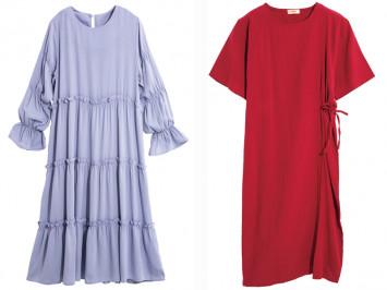 ポチっとするだけでプチプラドレスが届く♡ ネットショッピングで可愛いをGET!