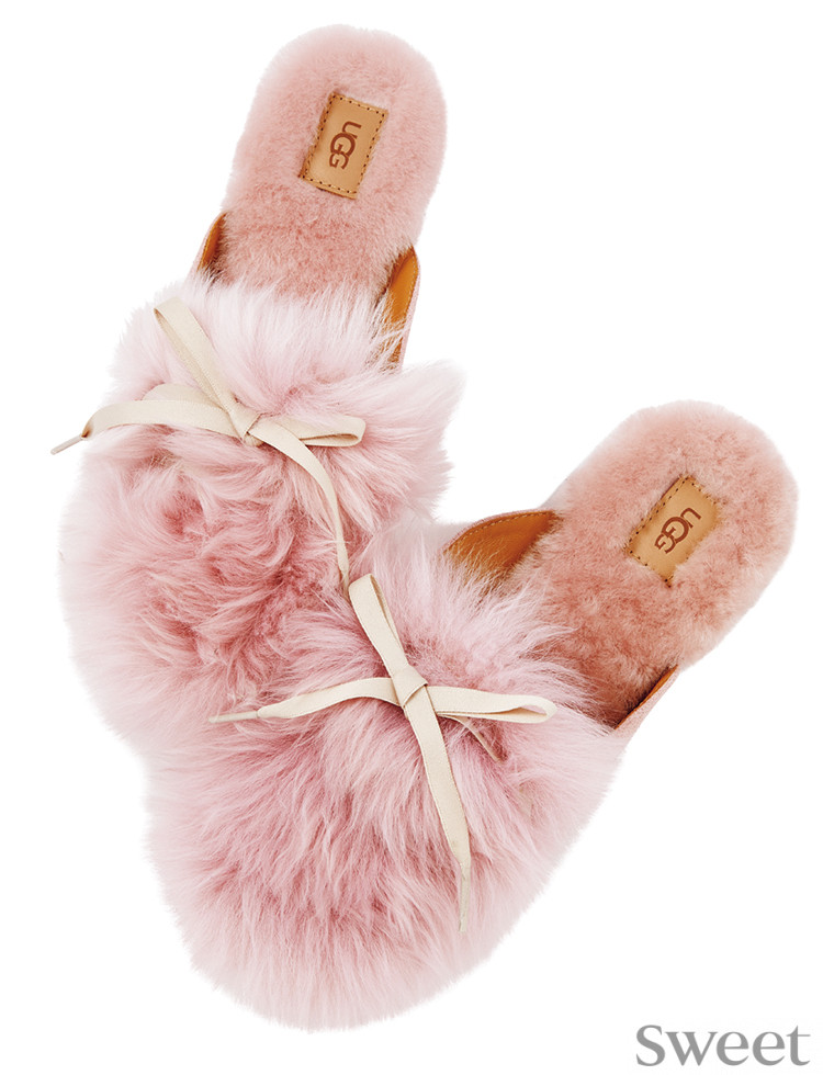 乙女心爆発♡冬の靴は流行のチェック、ファー、キラキラでおめかし!