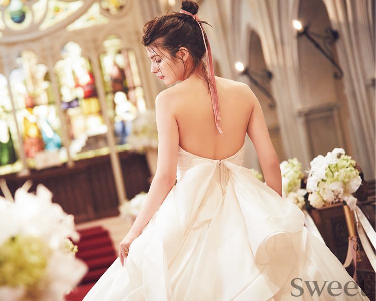 プレ花嫁のための公式Webメディア、始動!【SWEET WEDDING】始まります!