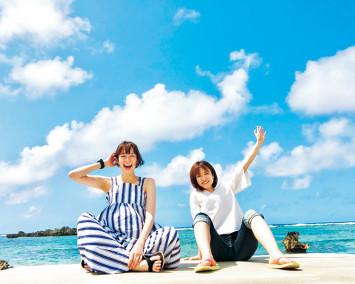 【佐藤栞里のMYベスト2019】石垣島でボクサーに!? 旅の絶景をおすそわけ♡