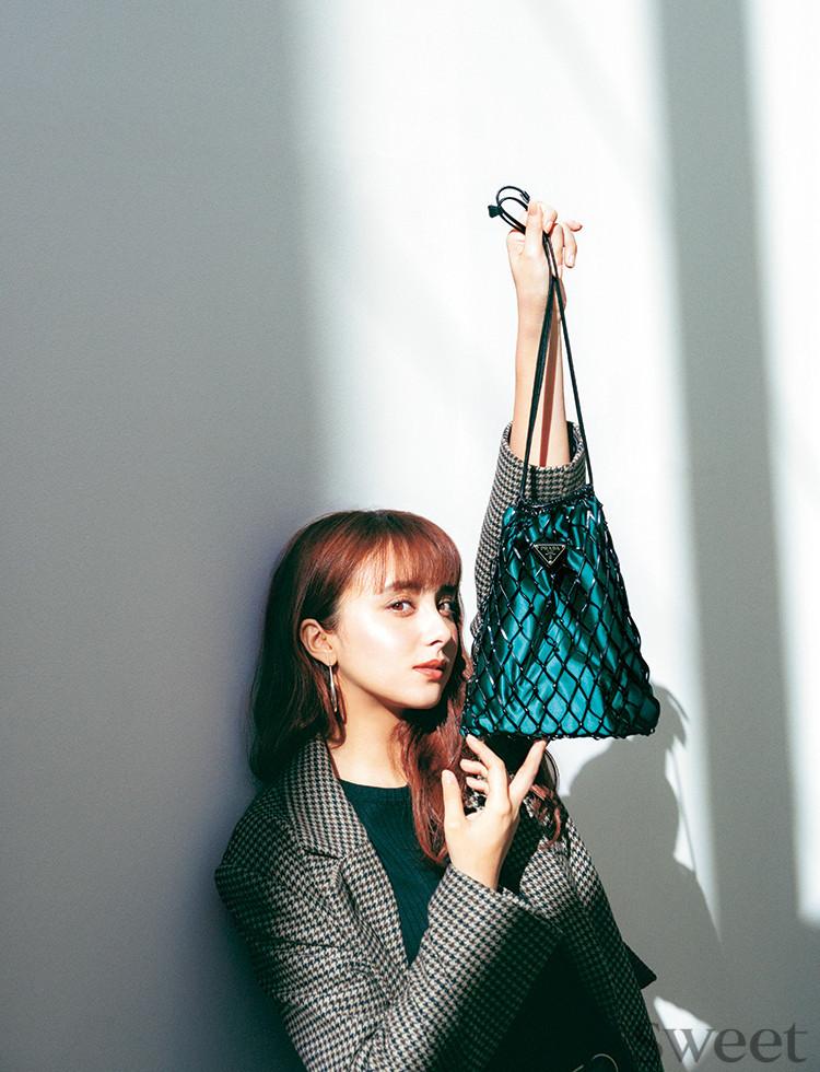 モデルがやっとの思いでゲットしたバッグがとんでもなく可愛い件♡