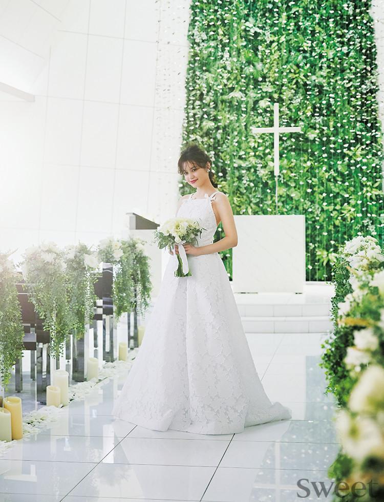 【sweet花嫁診断】vol.2はアネモネ花嫁♡ナチュラル可愛い理想のウェディングコーデをチェック!