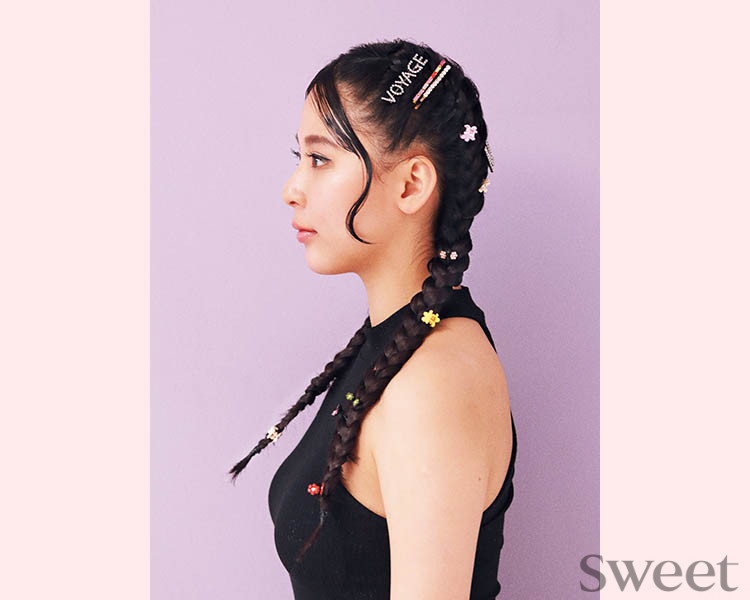 sweetヘアアレ2_SIDE