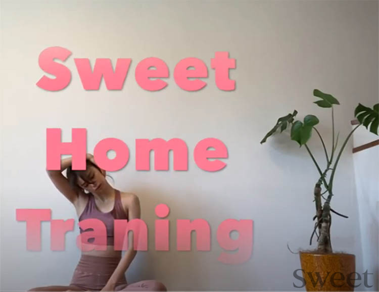 HOME WORKOUT BY HARUMI SATO Vol.01