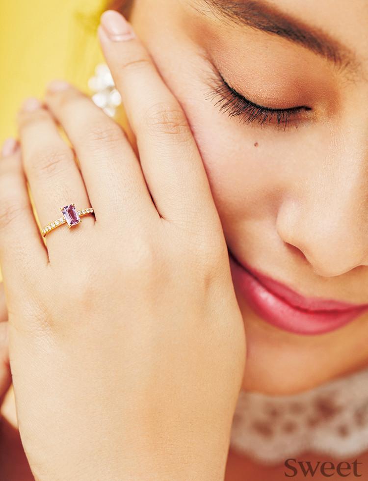 【SWEET Bridal book】最旬ドレス&リングで最高の1日に!3つのキーワードで叶える憧れの花嫁