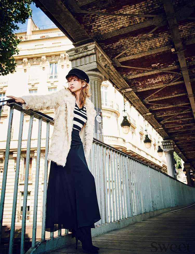 [紗栄子、小嶋陽菜、白石麻衣、齋藤飛鳥ほか] 美女6人の貴重な秘蔵カットを初公開♡