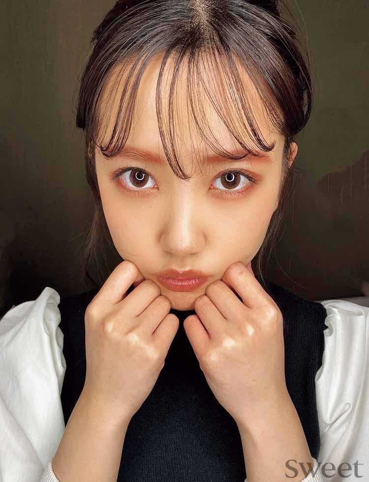 AKB48加藤玲奈がセルフメイクのコツを伝授! キレイ目ギャルメイクはインスタでリサーチ!