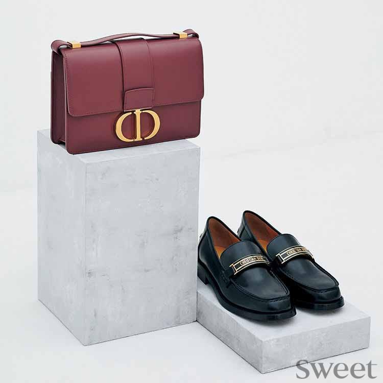 DIORのサドルバッグがさらに可愛く! 人気ブランドのアップデートを追っかけ
