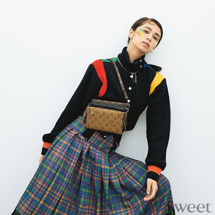 E-girls佐藤晴美×プレフォール新作|物欲を刺激するアイコンバッグをキャッチ!