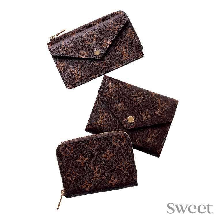10万円でハイブランドが手に入る! 財布&バッグの大本命をピックアップ[ルイ・ヴィトンほか]