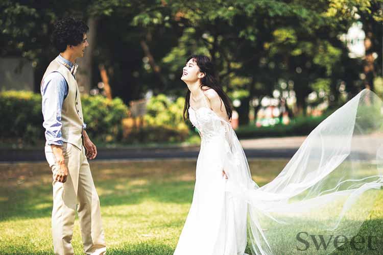 《SWEET WEDDING》ウエディングフォトで自分史上最高に可愛い私に♡ 撮影成功のコツは?