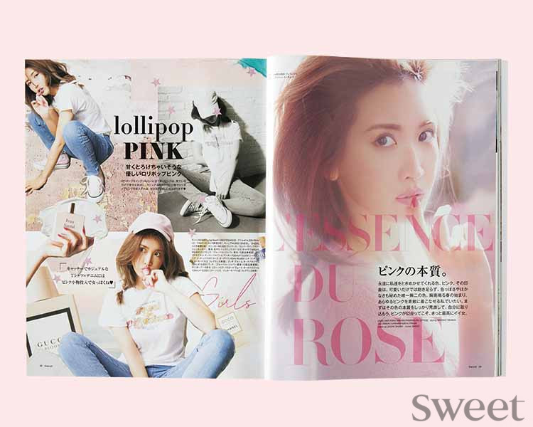 紗栄子がお気に入りの撮影をプレイバック♡ 【Part 3】大好きなピンク、海外ロケの秘話!