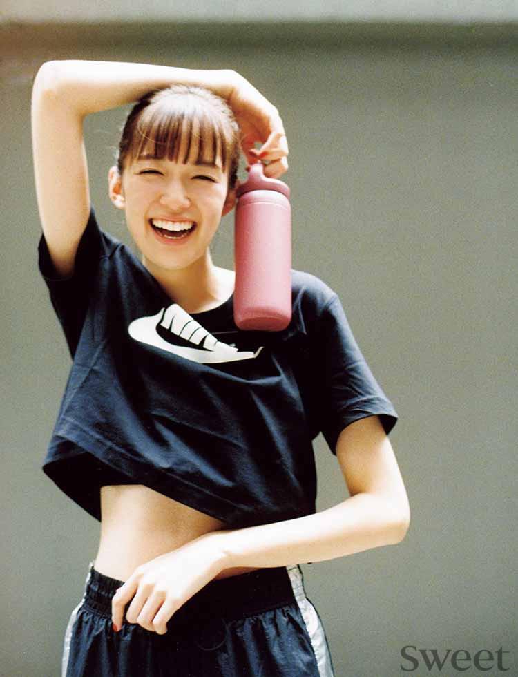 [佐藤栞里]リアルに通う「KANAYA BODY LABORATORY」でのトレーニング内容を公開!