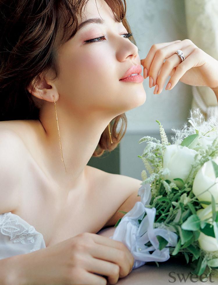 SWEET WEDDINGで最高に可愛い花嫁になる! ローズ花嫁×大人婚のいい関係