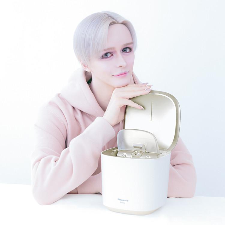 パナソニックビューティ「スチーマー ナノケア」で【世にも美しいMatt肌に♡】