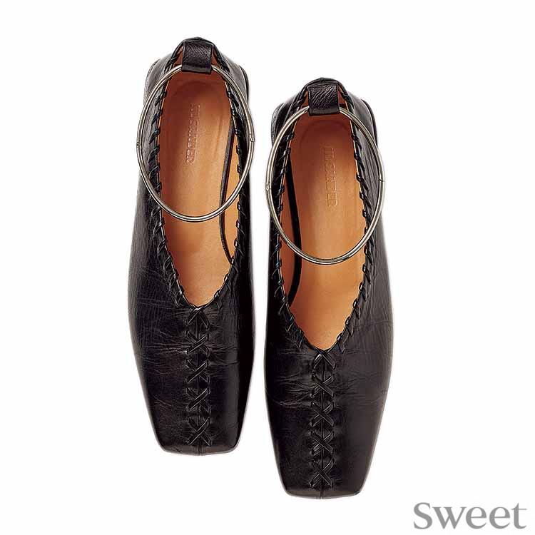 マルジェラのタビ、ティファニーのT ワンetc. 一気にこなれる靴&ジュエリー