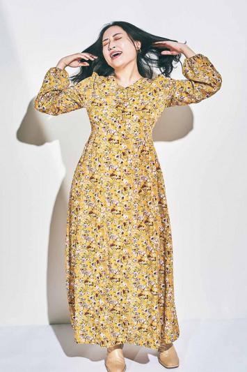 女芸人・丸山礼がブランド「リアイム」をローンチ! わがままボディのモテドレスとは?