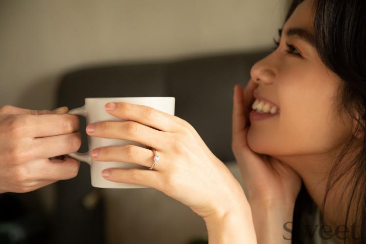 「豆乳入り珈琲とダイヤモンド〜Thirsty Thirty, too Happy〜」   By LiLy 【後編】