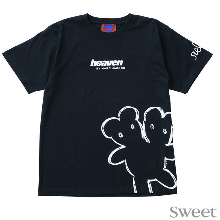 渋谷PARCO限定販売Tシャツ 各¥10,000※数量限定(MARC JACOBS/マークジェイコブス カスタマーセンター)