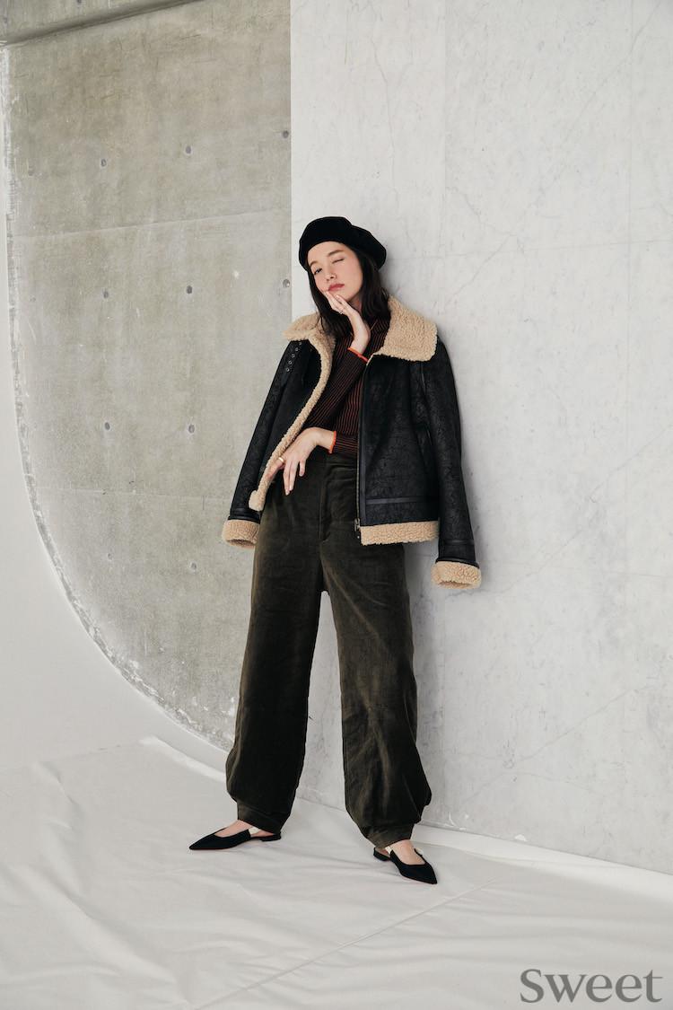 スウィートモデル6人は何着てる? 真冬の私服コーデをチェック♡