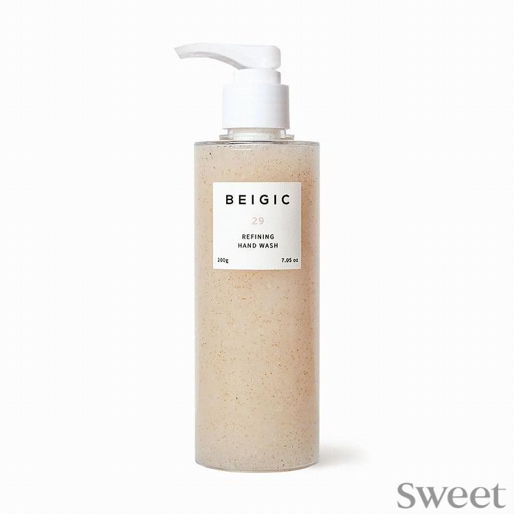 BEIGIC_ハンドコレクション_ハンドウォッシュ_Refining Hand Wash_リファイニングハンドウォッシュ