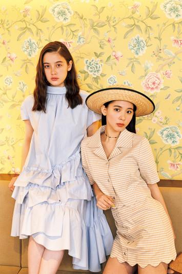 【ルミネエスト】ファッションを楽しみつくせ、春♥