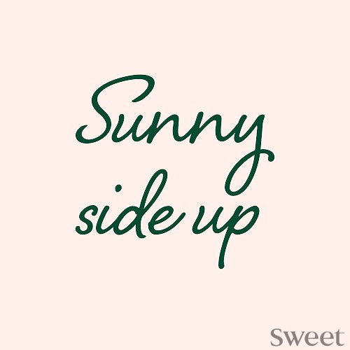 Sunny side up_ロゴ
