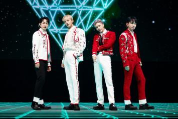 SHINeeが完全体で約3年ぶりに単独コンサートを開催!