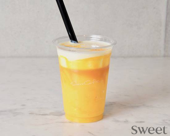 SHIRO CAFE_マンゴー×ソイヨーグルト