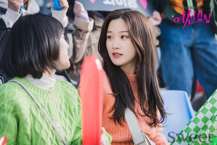 人気韓国ドラマ『女神降臨(原題)』主人公の可愛すぎる衣装をまとめてチェック♡