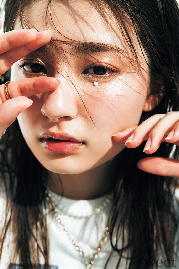 美にまつわる名言と共に。 美しさはパーツに宿る f e a t .吉川 愛(5)
