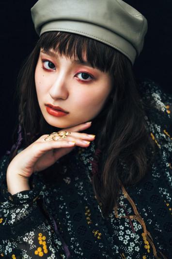 美にまつわる名言と共に。 美しさはパーツに宿る f e a t .吉川 愛(2)
