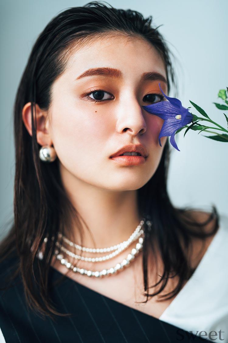 美にまつわる名言と共に。 美しさはパーツに宿る f e a t .吉川 愛(6)