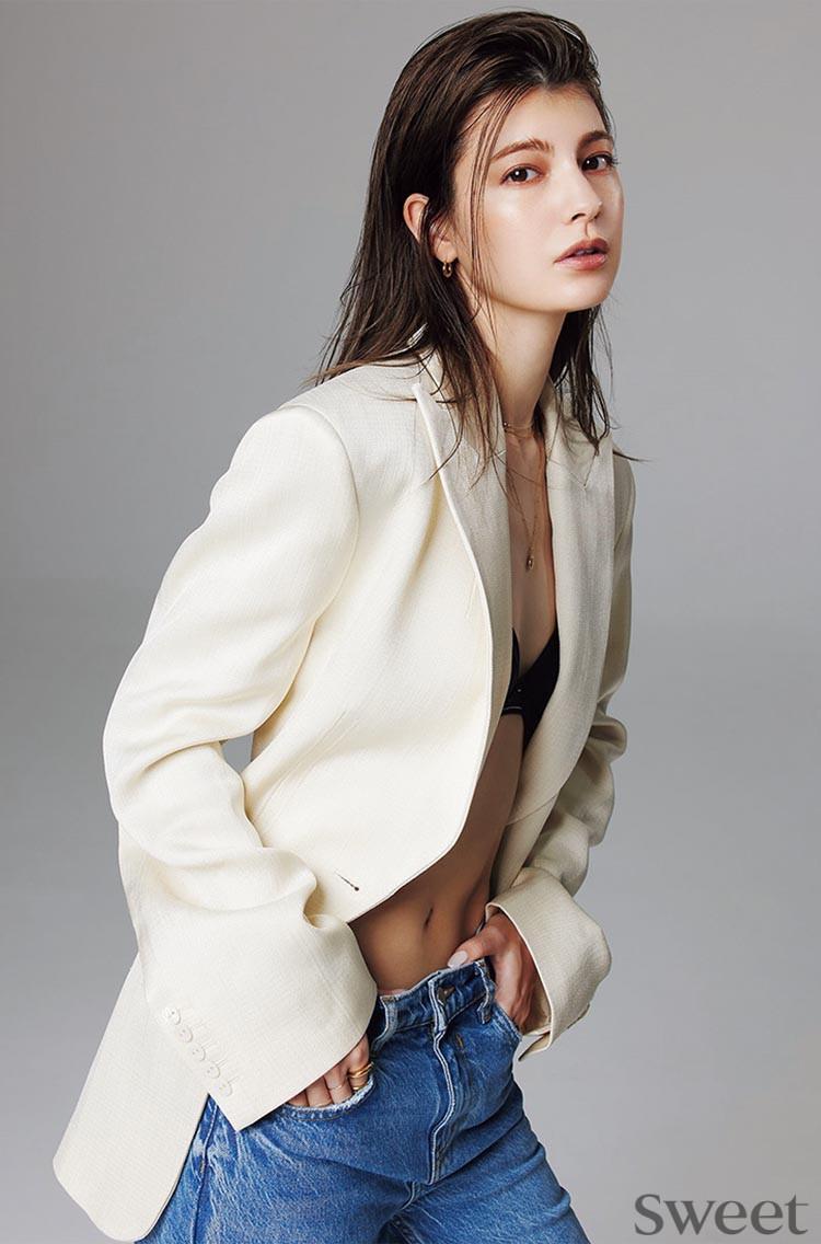 スウィートモデルの美のヒミツ (1)マギー