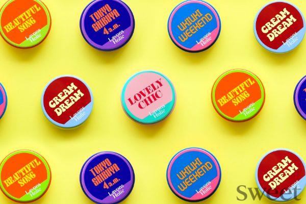 香るコスメブランドのラボンホリックから 「香ルバーム」が発売!! 気軽に好きな香りを持ち運べるコンパクトサイズが便利で可愛い♡