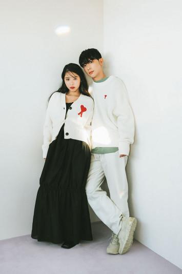 よしミチ姉弟がレクチャー♥ ジェンダーレスファッションのバランス