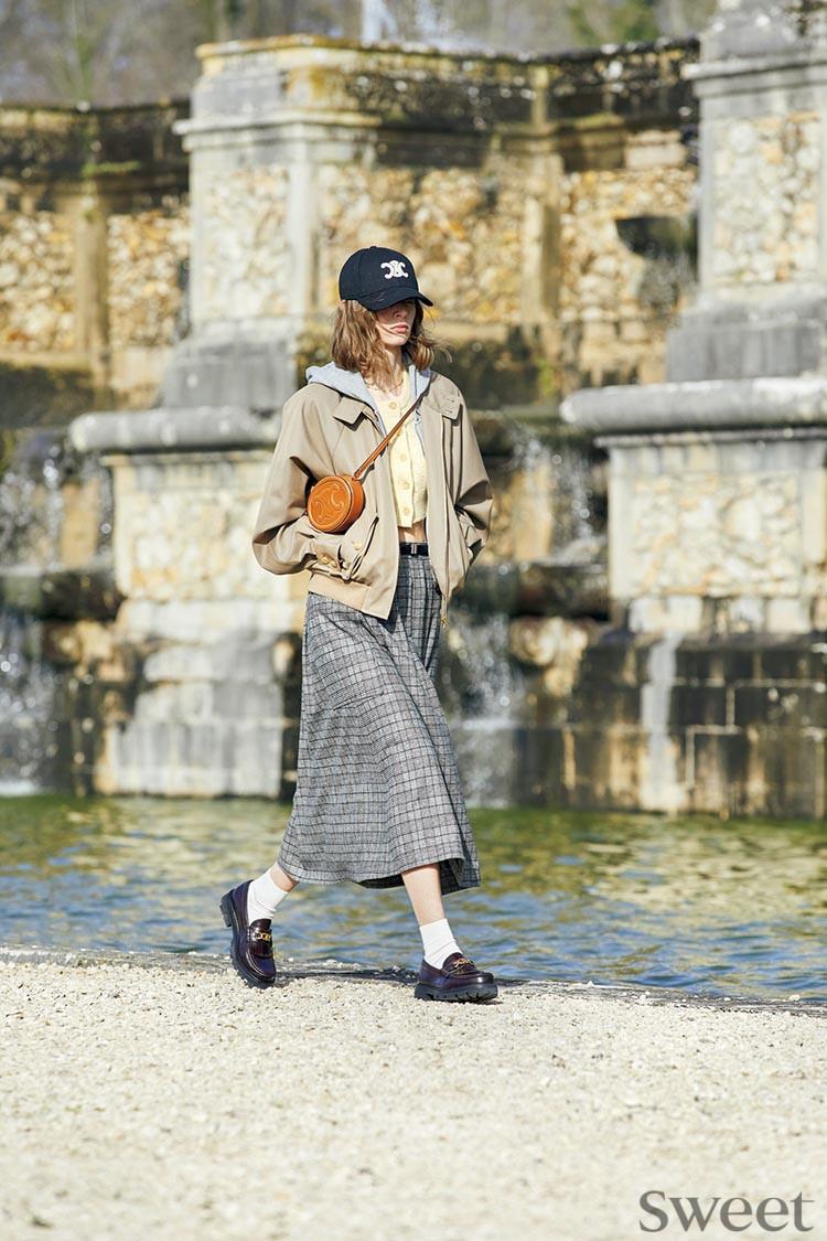 セリーヌの新作バッグ&ブーツ